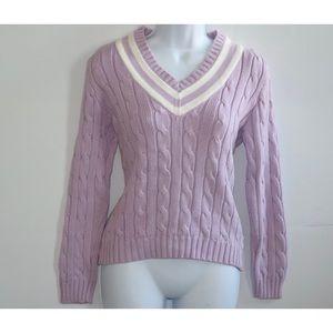 Lauren Ralph Lauren V-Neck Sweater Mediu